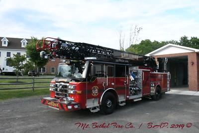 Mount Bethel Volunteer Fire Co. No. 1 (Ladder 61)