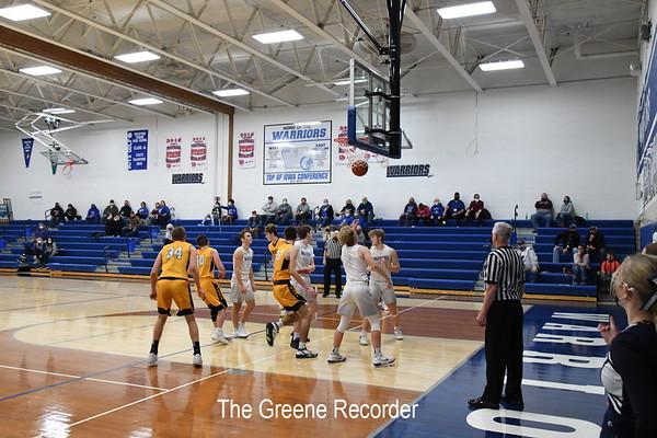 Boys Basketball at Rockford