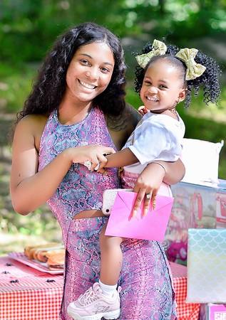 Ariel's 2nd Birthday Celebration