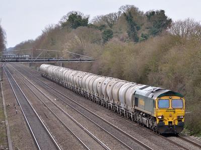 Trains May 2013