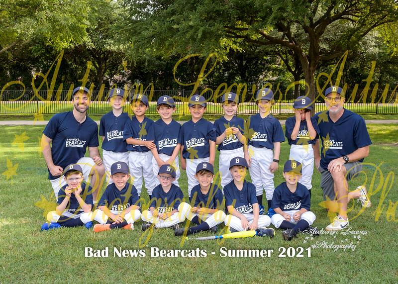 20210612 - # S4 KB Bad News Bearcats - Ballard/Ackels
