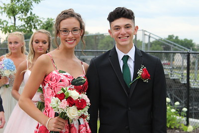 Crown Point High School Prom Grand March 2020