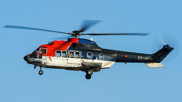 OY-HHA - SNIAS AS332L Super Puma