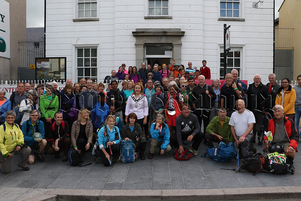 MOURNE INTERNATIONAL WALKING FESTIVAL