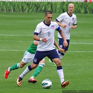 USA vs Germany - June 2, 2013
