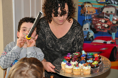Theo's Seventh Birthday Party