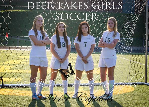 D.L. Girls 2014 Soccer