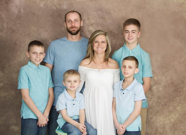 Trisha and Family 2018