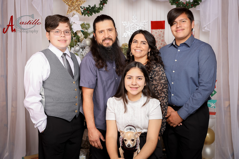 Padilla Family Holiday Session