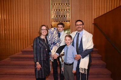 Wyatt at Mount Zion Temple