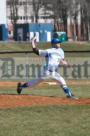 Monticello vs Liberty Baseball