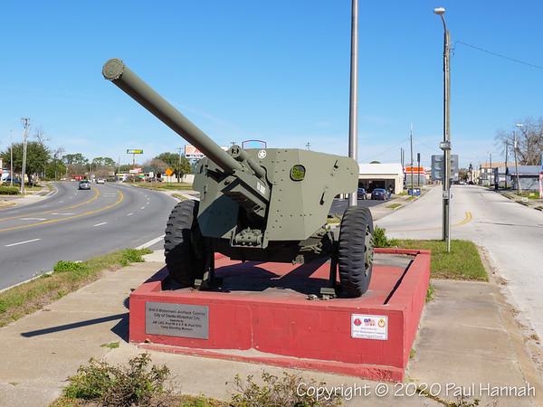 90mm ATG - Starke, FL