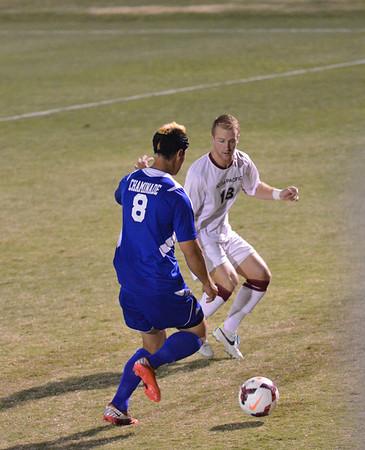 2013-10-05 Men's Soccer v Chaminade