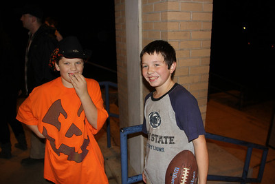 Safe Trick Or Treat Night, Leadership Council, Gymnasium, Tamaqua High School (10-25-2012)