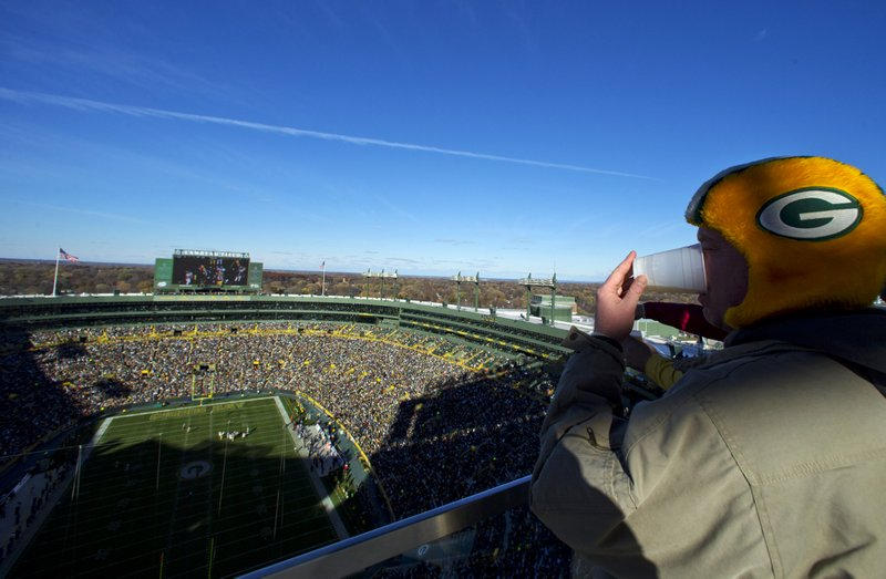 ". <p>6. (tie) GREEN BAY PACKERS <p>Cheeseheads going to need a whole lot of beer to get through the next few weeks. (7) <p><b><a href=\'http://www.twincities.com/sports/ci_24498556/green-bay-packers-injuries-only-part-downfall\' target=""_blank\""> HUH?</a></b> <p>    (AP Photo/Jeffrey Phelps)"