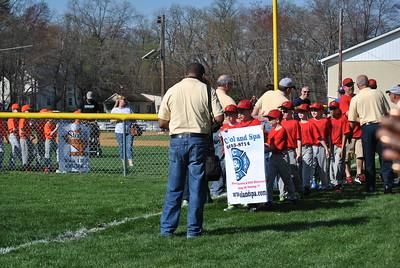 Falcon's Baseball