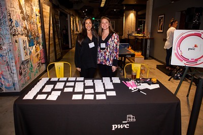 PwC Young Alumni Event at SPiN