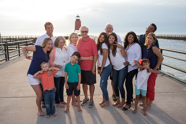 Charlevoix Michigan beach Lake Michigan family Photography