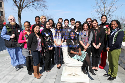 Loyola Achieving College Excellence Senior Recognition Tea 4-21-13