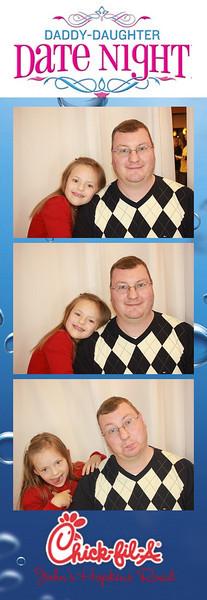 Daddy-Daughter-Date-Night CFA Johns Hopkins Road