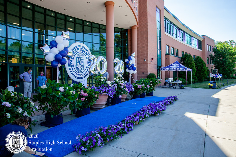 Dylan Goodman Photography - Staples High School Graduation 2020-6.jpg