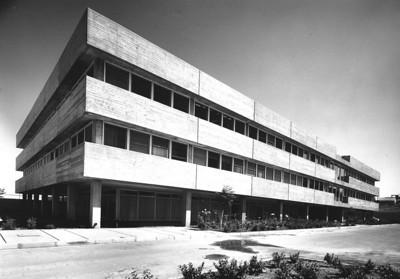 Regional Clinic, Rehovot - 1963-1965