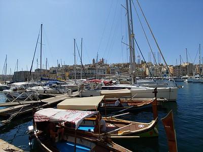 Malta - Three Cities