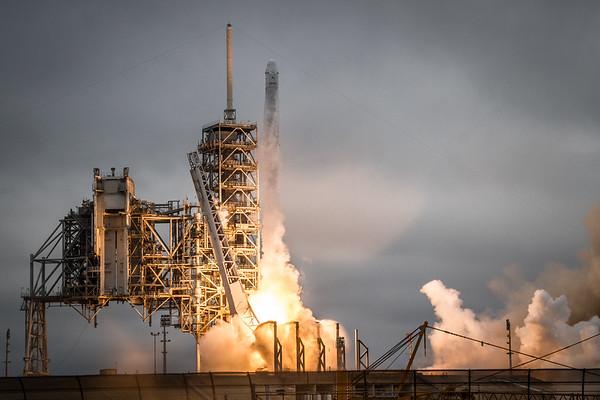 NASA CRS-10 Launch