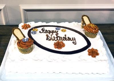 Pam's 60th Birthday