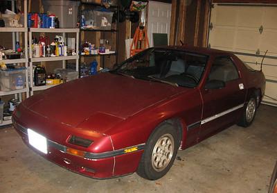 1987 Mazda RX7