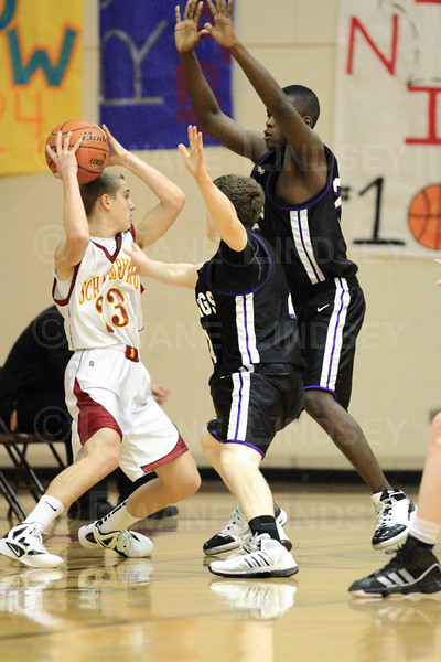 Sophomore - Rolling Meadows vs Schaumburg - 02-21-12