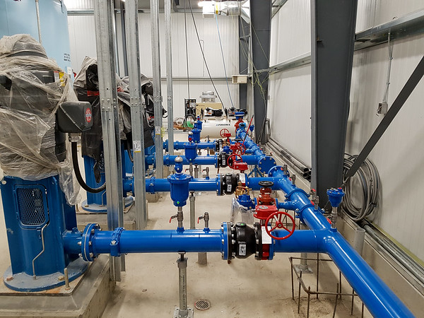 108 Mile House Water System Upgrades