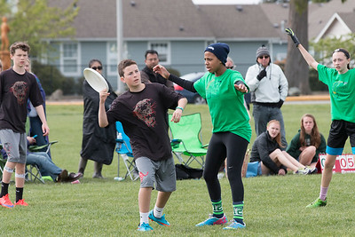 Salmon Bay Ultimate: Three seasons of the class of 2015 Ultimate Team