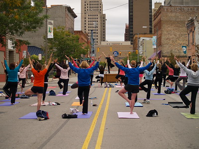 The Victory Center Yoga September 9, 2010
