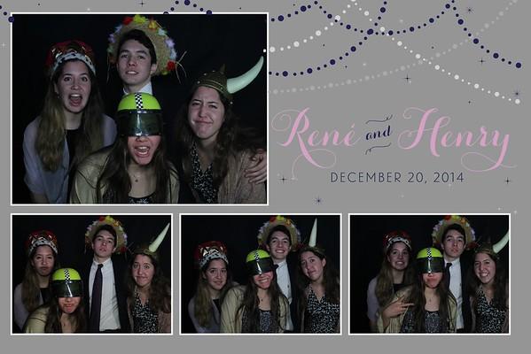 Henry & Rene December 20th, 2014