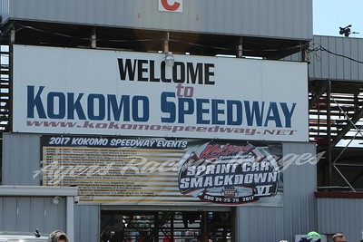 2017 USAC Indiana Sprint Week-Kokomo-7-8-17