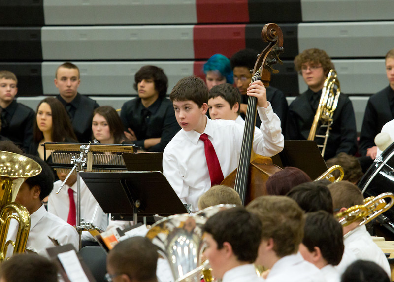 All District Band Concert - 2014