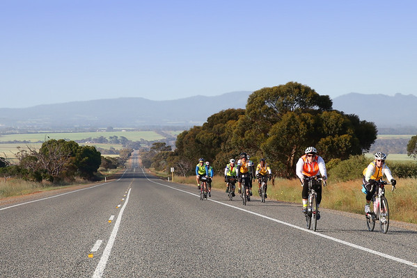 DAY 3 ALBANY to WILLIAMS