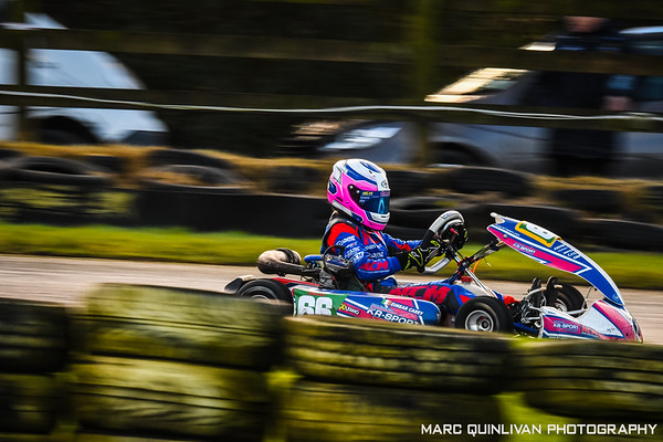 Leinster Karting Club - 2019/20 Winter Championship - Round 3 - Éimear Carey
