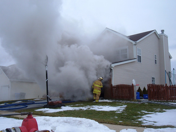 South Elgin March 3, 2008 - MABAS Div. 2 Box Alarm 362 Cornwall