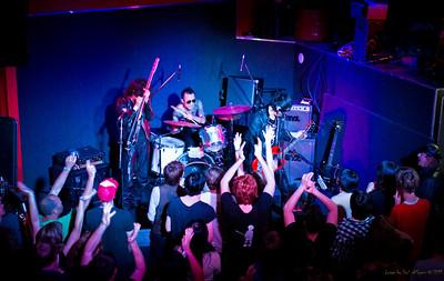 2011 Guitar Wolf at Dux Live, Dec 2011