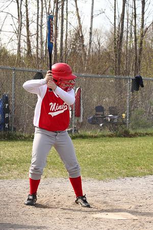 Middle School Softball 2009