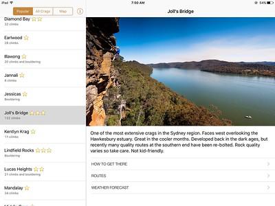 Sydney Guide iOS V2.0