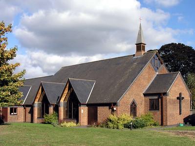 St Joseph, Roman Catholic, Brook Lane, Thame, OX9 2AB