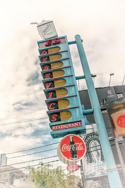 Ed Debevics Restaurant  (closed)