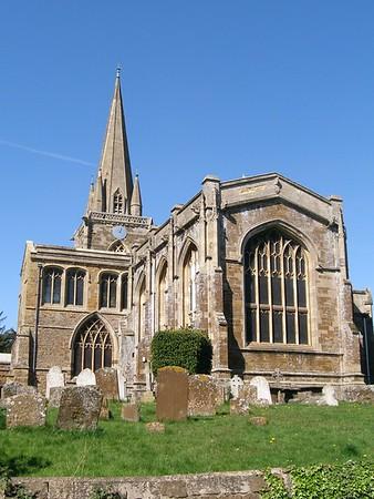 St Mary The Virgin, Church of England, Mill Lane, Adderbury, OX17 3LP