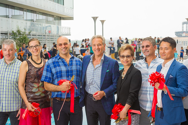 The Grand Residences Opening Party