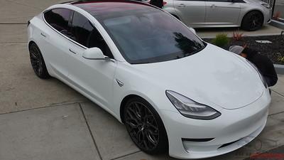 Tesla Model 3 - Pearl White Multi-Coat (7)