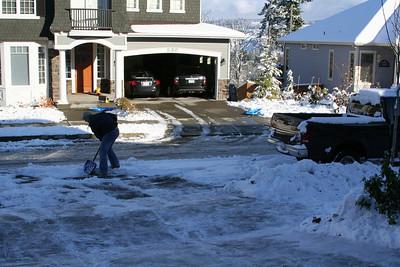 November 2006 Snow