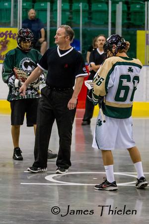 Game, June 06, 2013 Okotoks Marauders vs Calgary Shamrocks